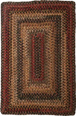 Rectangle Braided Wool Rug. Farm RugsCountry RugsBraided Area ...