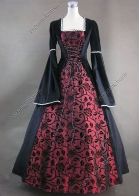 victorian ball gown.....if only I could find a dress like this!!