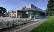 Prachtige foto's van de nieuwe winkel van Aldi in Drachten.