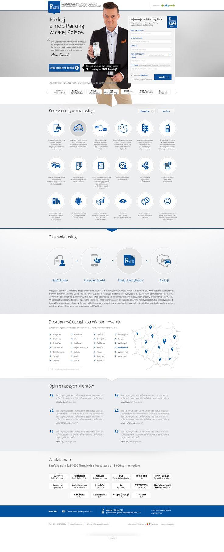 Webdesign layout by Przemyslaw Gawlas / Apayo.pl (c) 2014