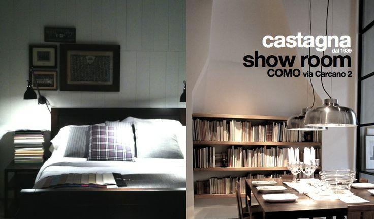 show room Como via Carcano 3