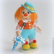 Куклы и игрушки ручной работы. Ярмарка Мастеров - ручная работа Кусочек хорошего настроения :). Handmade.