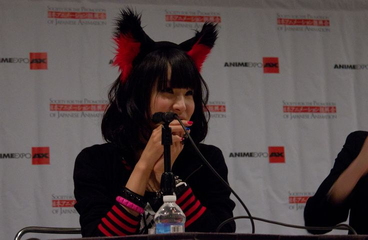 risa+oribe | LiSA: Panel, Conference, and Concert Reports from Anime Expo 2012 ...