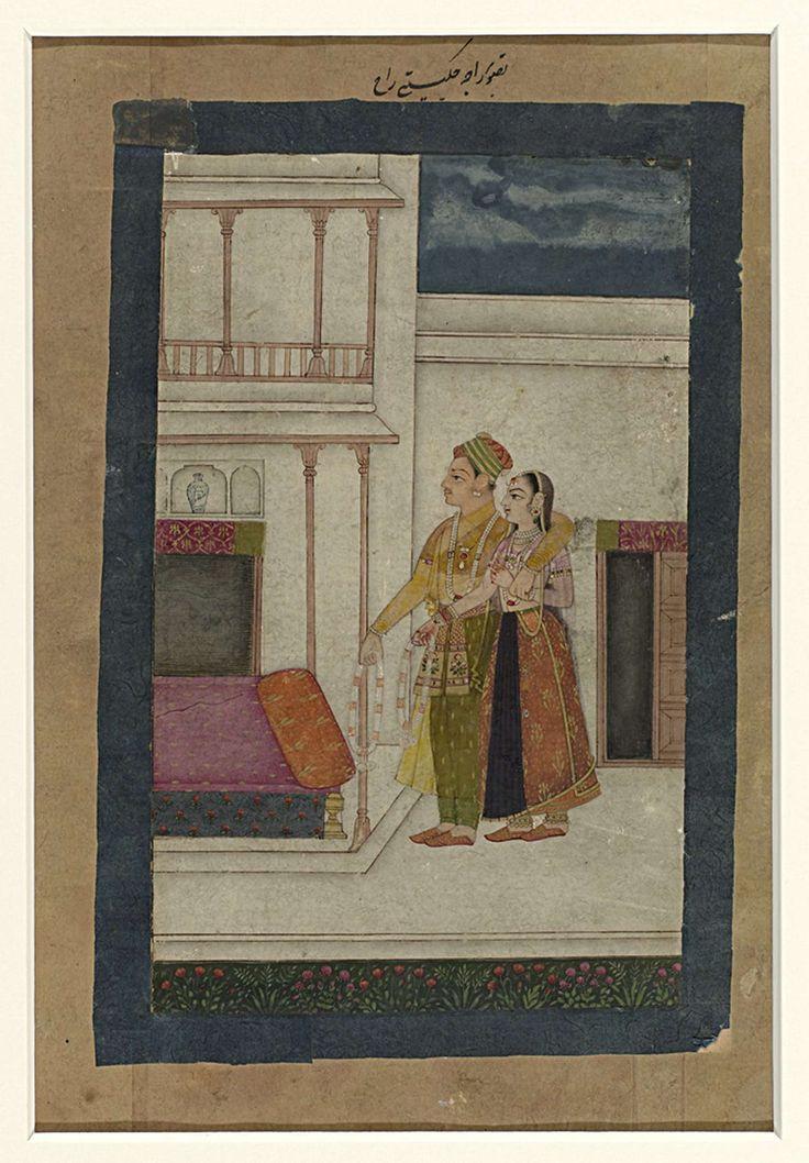 Bellawi ragini, anoniem, 1750