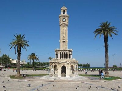 Izmir, Turkey - Tour Maker Turkey