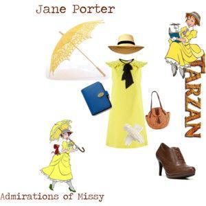 Jane Porter - Dapper Days