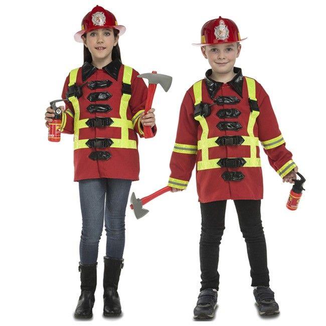 Déguisement Pompier avec accessoires #costumespetitsenfants #nouveauté2017