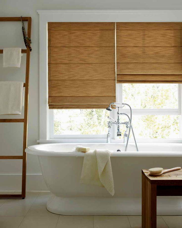 Bathroom Window Curtain Ideas - http://behomedesign.xyz/bathroom-window-curtain-ideas/