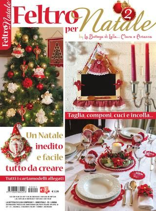 This magazine was launched in 2011. It presents the creations of one of the most famous and loved interior stylists and Authors, Elisa Furia.  It is about home decoration, personal and home accessories, all interpreted according to the taste of the author.   2 Issues per year: Spring/Summer issue released in Feb/March, and Fall and Christmas issue released in Oct/Nov.
