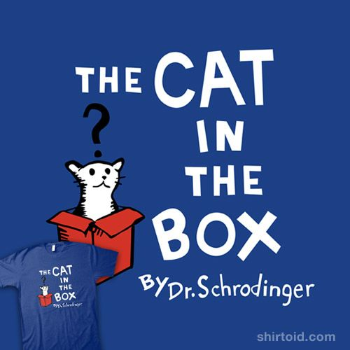 The Cat In The Box By Nathan W Pyle Schrodingers Cat