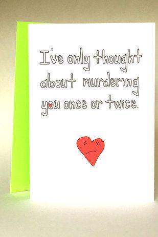 valentine's day sarcastic jokes