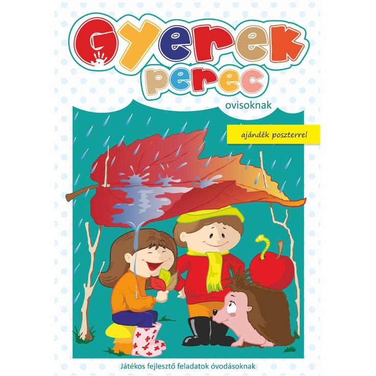 Gyerek perec ovisoknak Játékos fejlesztő feladatok ovisoknak
