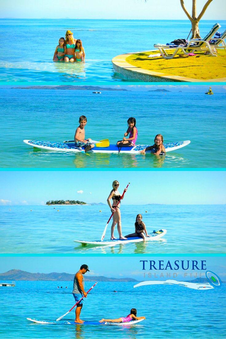 Quality Family time at its best at #treasureislandfiji
