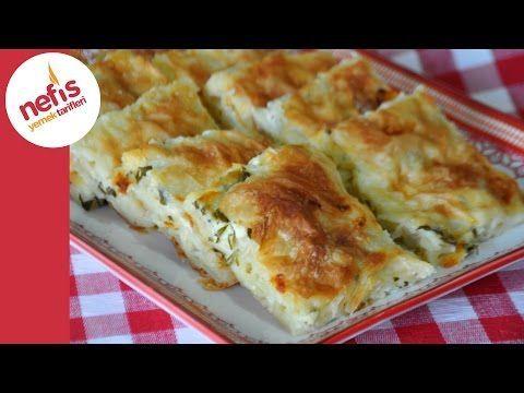 Makarna Böreği Tarifi - Nefis Yemek Tarifleri