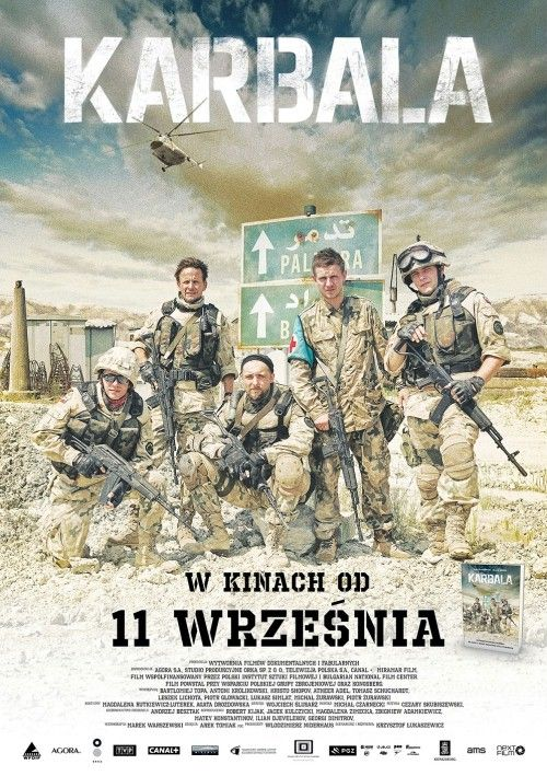 """Recenzja filmu """"Karbala""""   www.klubfilmowy.com"""