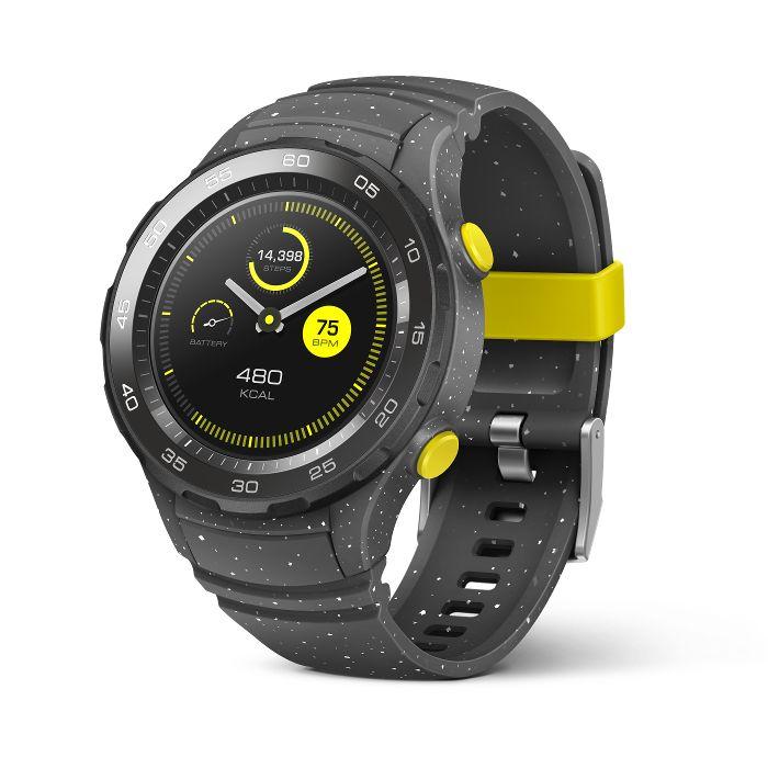 Huawei Montre connectée Huawei Watch 2 Sport Gris à 329 EUR sur lick.fr