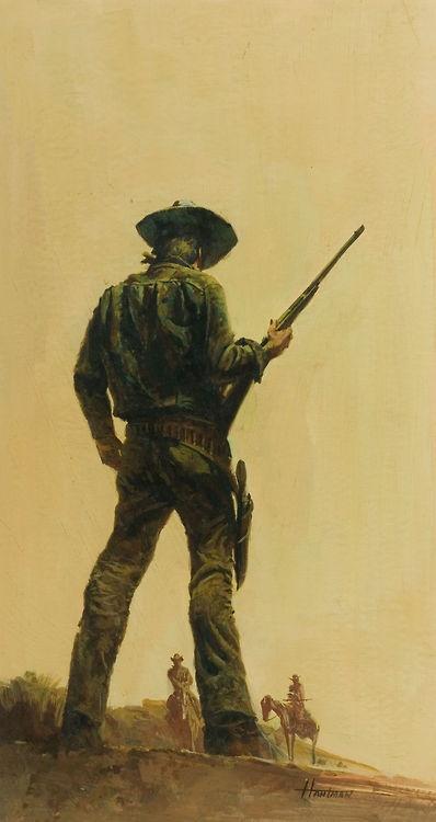 Carl Hantman, Wild Lonesome