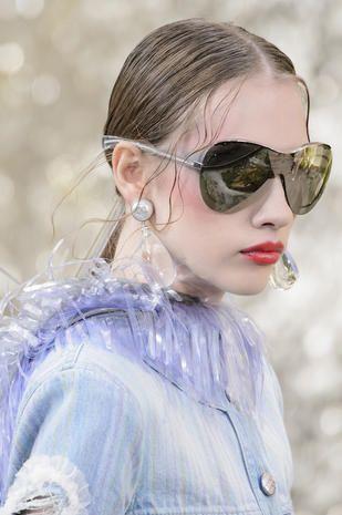 6e4f791b0a Moda Occhiali da sole 2018 - Chanel