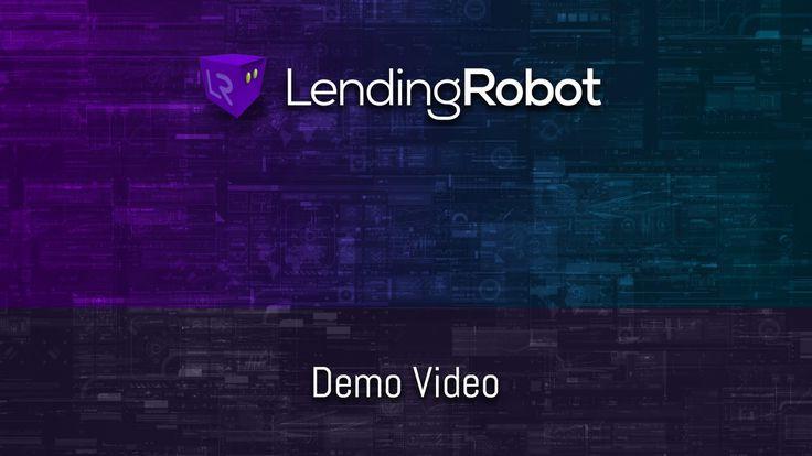 Lending Robot - un service d'automatisation des investissements pour les prêteurs des plateformes de crowdfunding