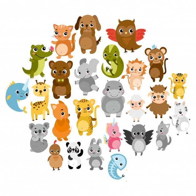 Download Cute Zoo Animals For Free Cute Animal Clipart Zoo Animals Cute Animal Drawings