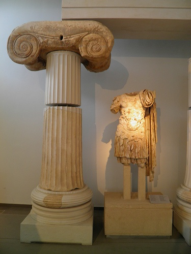 Archaeological Museum, Thessaloniki, Greece capital