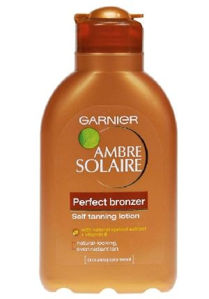 Ambre Solaire Perfect Bronzer Milk