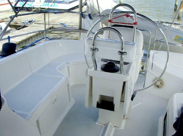 1994 Hunter 40.5 Sail Boat For Sale - www.yachtworld.com
