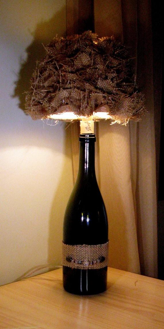 Wine Bottle Decorative Lamp 40 Naperville