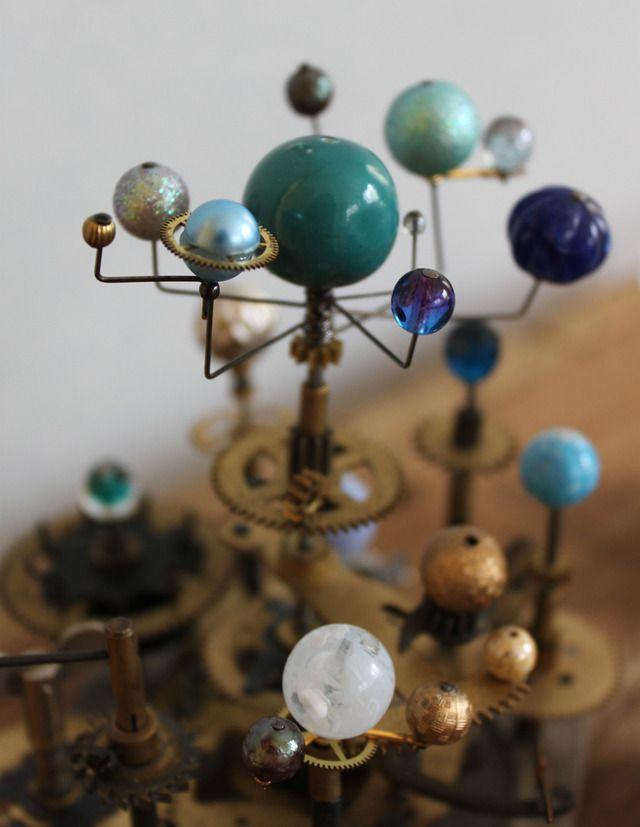 時計仕掛けの惑星儀