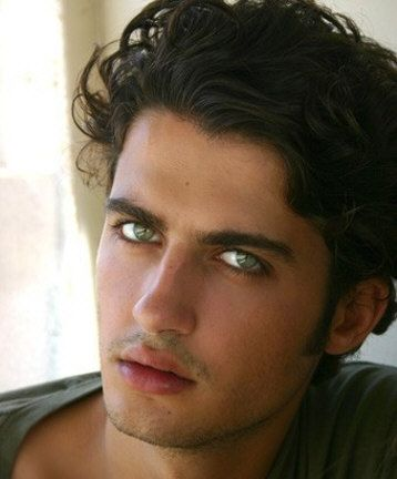 Iranian model Kourosh Sadeghi - How I picture Cambyses.