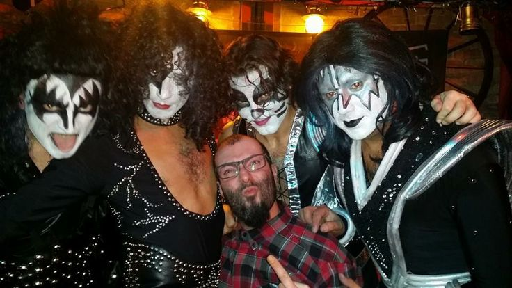 Nothin to lose #Kiss Tribute band Live
