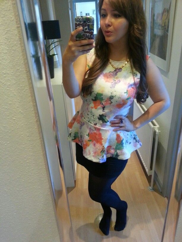 My outfit to my nephews christening