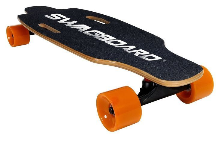 With links to many more. The skateboard of the future is here! Swagboard NG-1 NextGen boosted electric skateboard takes the fun of a typical longboard to the next level. Amaze your friends and propel yourself into the future with Swagboard, the next generation of powered skateboards!