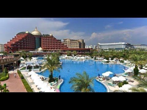Delphin Palace Hotel Lara