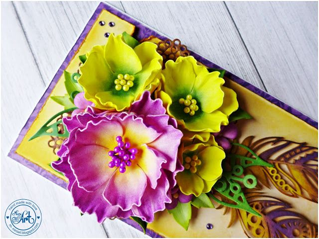 MiniArt - hand made with love: Wspólne kartkowanie / Cardmaking together - DT Craft Passion