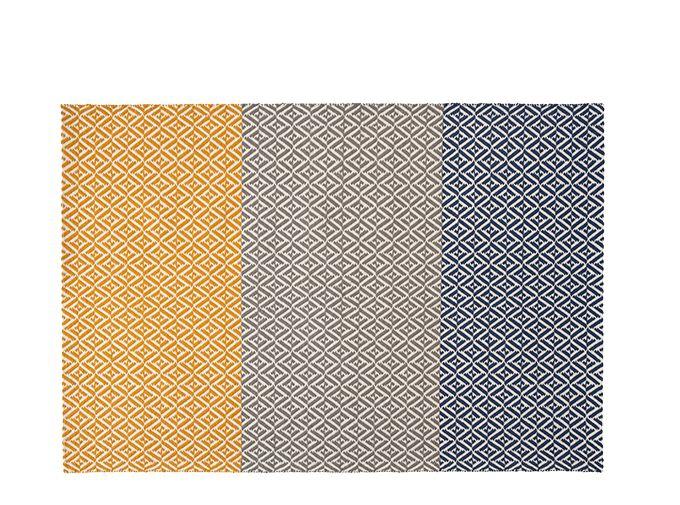 Mira Teppich (160 x 230 cm), mehrere Farben