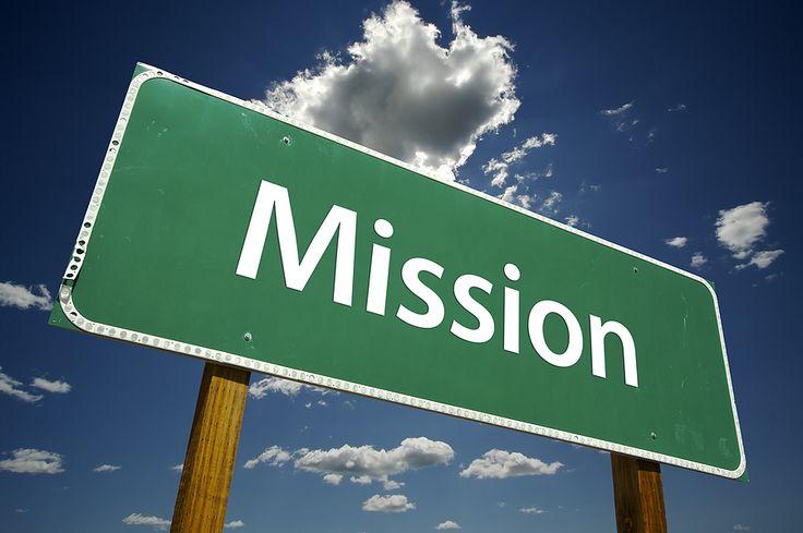 mission | bigstock_Mission_Road_Sign_3531003