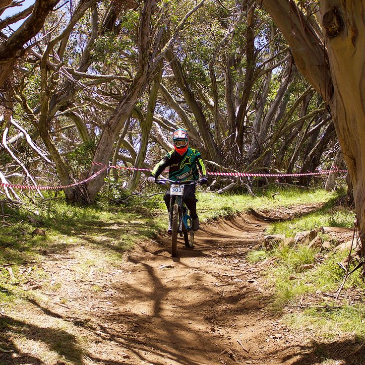 Great weekend at round 4 of the Victorian Downhill Series at Mount Buller
