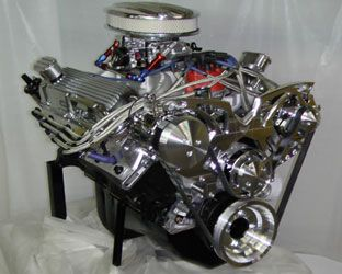 351W 5.8L Ford Crate Engine