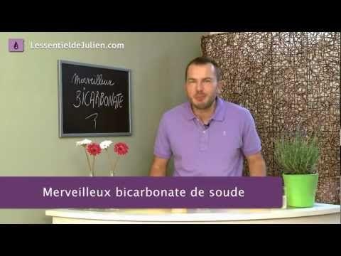 VIDEO : Le Bicarbonate de Soude expliqué | lessentieldejulien.com