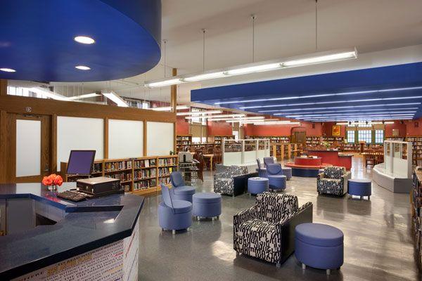 Library Design Showcase 2012: Super Schools | American Libraries Magazine