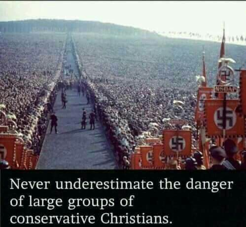 Anybody that does not believe this of Nazi Germany needs to research this topic!!