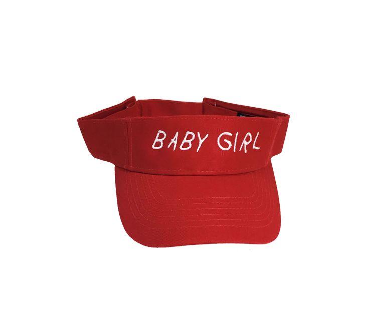 Baby Girl Visor - Thug Ave