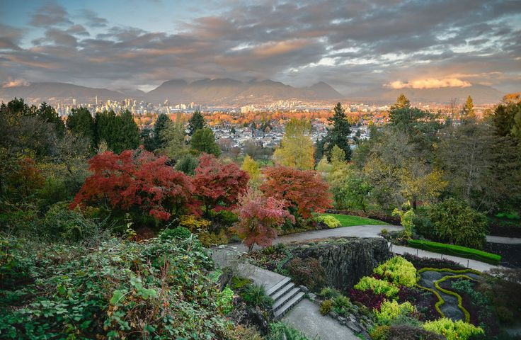The 10 Most Beautiful Places In Vancouver