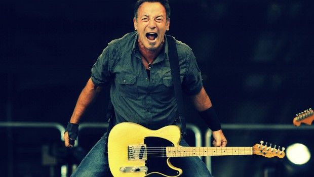Bruce Springsteen and the E Street Band's 2014 U.S. tour dates