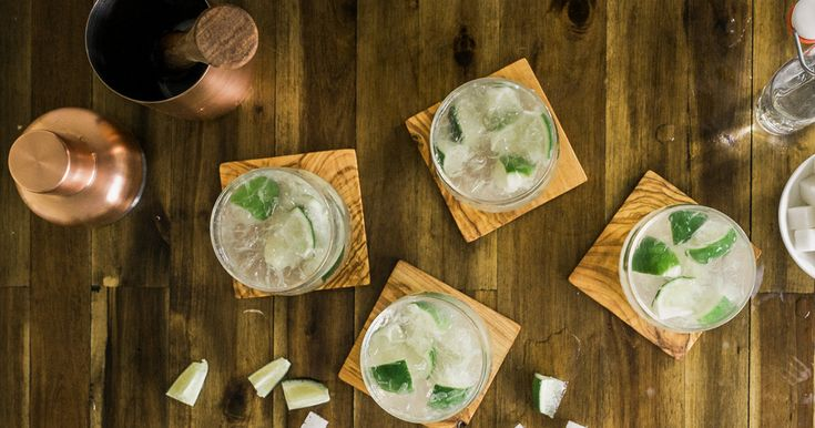 Brazilians take their national drink very seriously, and so should you.