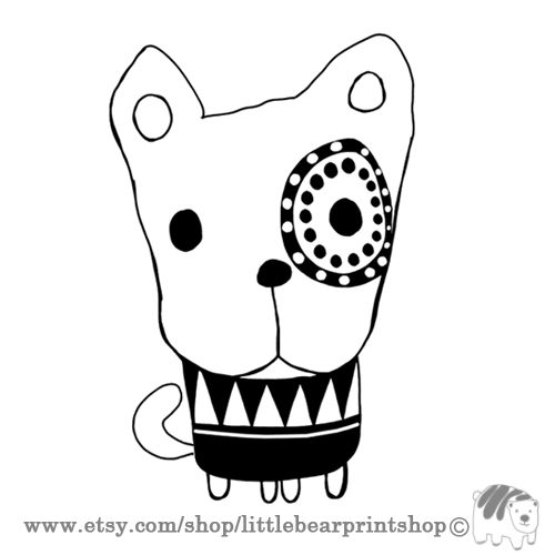 Cute Dog B&W Print, Big Poster, Digital Download. Size A2 Digital Download 8.68€. Printable artwork is a beautiful, quick and cost effective way of updating your art. Available on Etsy. ❤️