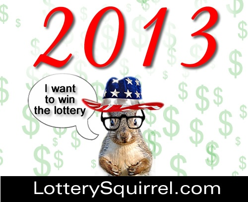 """Lucky Lottery Charms - designed by """"Squirrel Millionaire"""" Ric Wallace"""