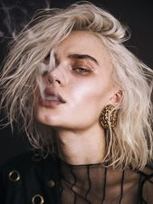 Neues Editorial mit Lina Tesch und Nicole Gregorczuk #hair #love #style #beautiful #Makeup #SkinCare #Nails #beauty #eyemakeup #style #eyes #model # Braids drawing reference