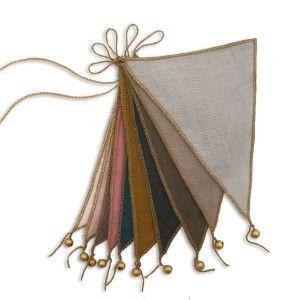 Girlanda Bunting - multicolor